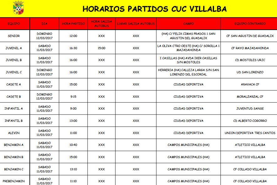 horarios11317