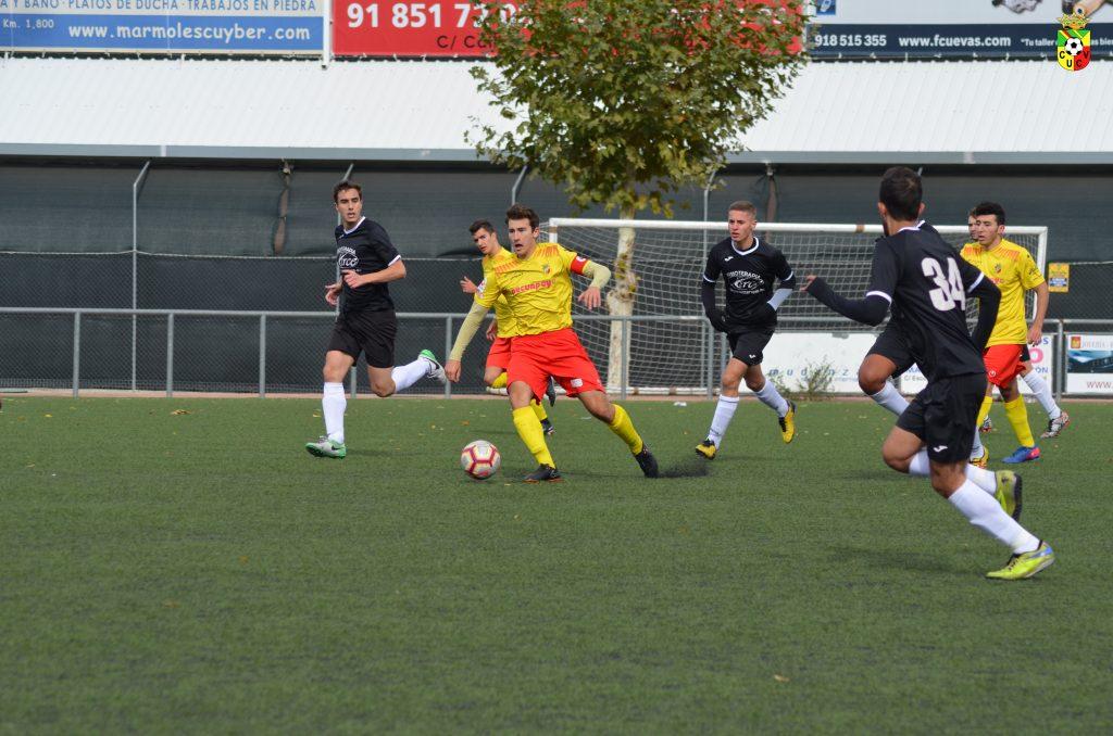 Crónicas del fútbol base: 27-28 de octubre