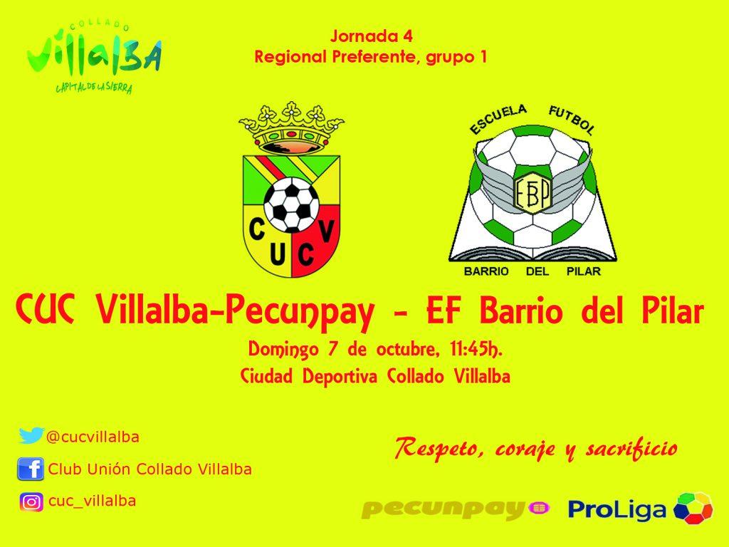 """El Senior """"A"""" CUC Villalba-Pecunpay busca la primera victoria de la temporada"""